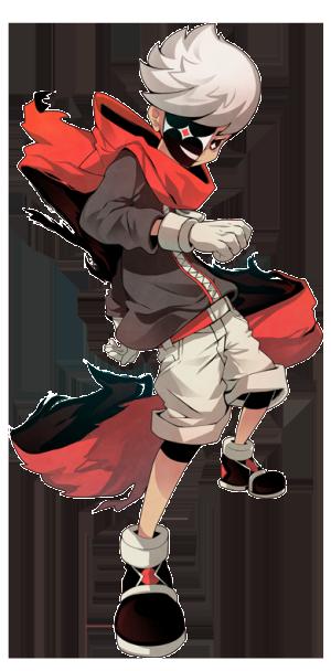 Alter Ego - Mascot - LR