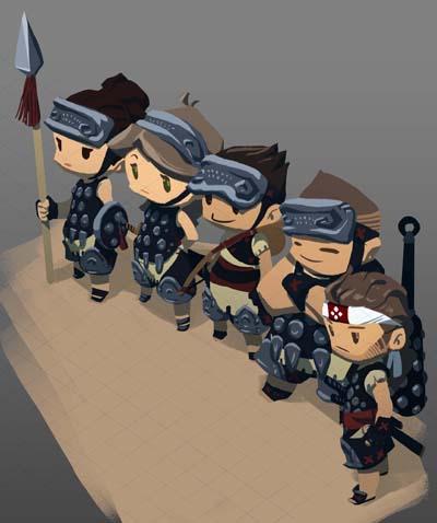 NPC - guards